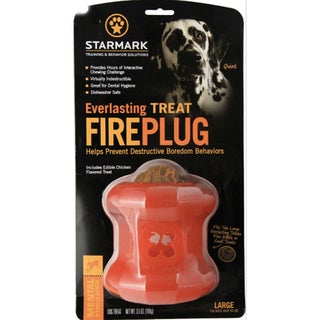 StarMark Large Red Everlasting Fire Plug