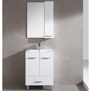 Fine Fixtures Atwood 23-inch White Vanity