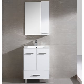 Fine Fixtures Atwood 23-inch White Vanity