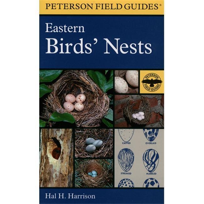 Peterson Books Eastern Birds Nests Book
