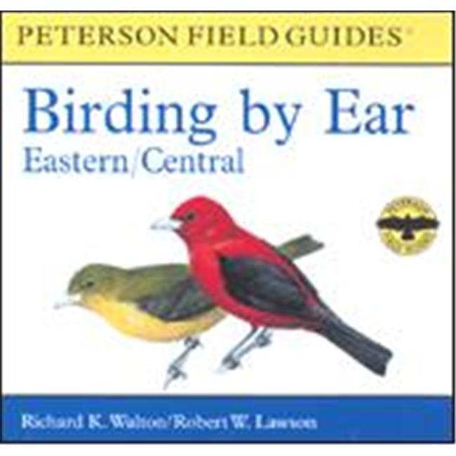 Peterson Books Birding by Ear Eastern-Central CD