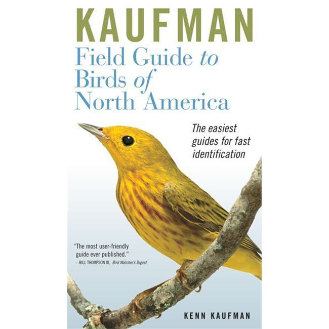 Peterson Books Kaufman FG Birds of North America