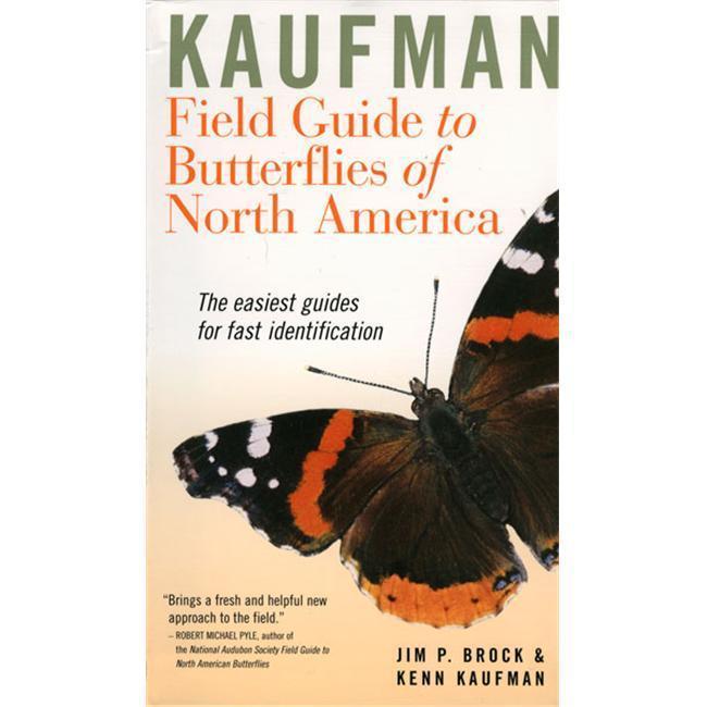 Peterson Books Kaufman FG to Butterflies of