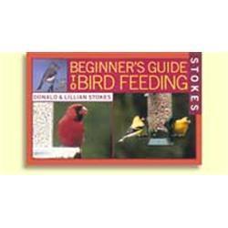 Stokes Beginner Guide to Birdfeeding Book