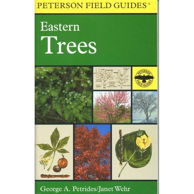 Peterson Field Guide To Eastern Trees Book