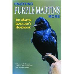 Bird Watcher s Digest Enjoying Purple Martins