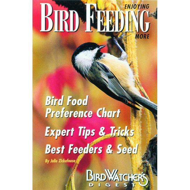 Bird Watcher s Digest Enjoying Bird Feeding More