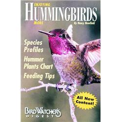 Bird Watcher s Digest Enjoying Hummingbirds More