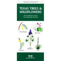 Texas Trees amp; Wildflowers Book