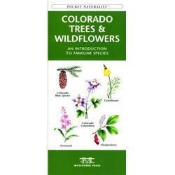 Colorado Trees amp; Wildflowers Book