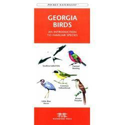 Georgia Birds Book