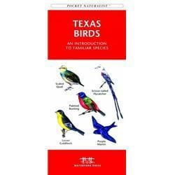 Texas Birds Book