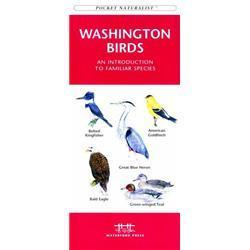 Washington State Birds Book