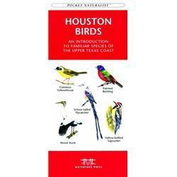 Houston Birds Book