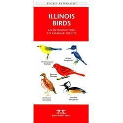 Illinois Birds Book