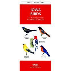 Iowa Birds Book
