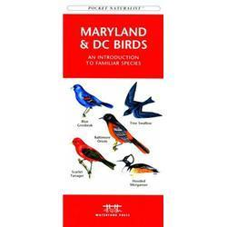 Maryland amp; DC Birds Book