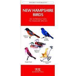 New Hampshire Birds Book
