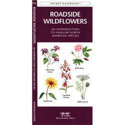 Roadside Wildflowers Book