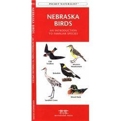 Nebraska Birds Book