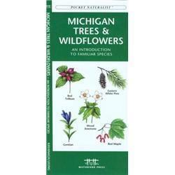 Michigan Trees amp; Wildflowers Book