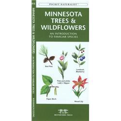 Minnesota Trees amp; Wildflowers Book
