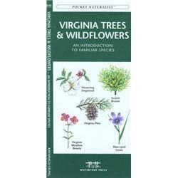 Virginia Trees amp; Wildflowers Book