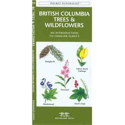British Columbia Trees amp; Wildflowers Book