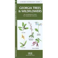 Georgia Trees amp; Wildflowers Book