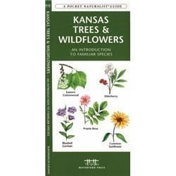 Kansas Trees amp; Wildflowers Book
