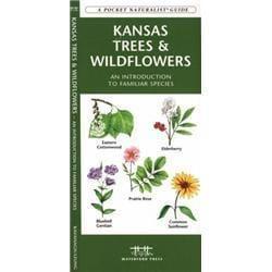 Kansas Trees amp; Wildflowers Book