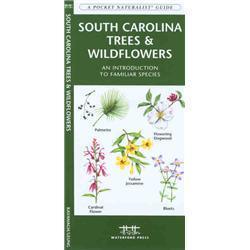 South Carolina Trees amp; Wildflowers Book