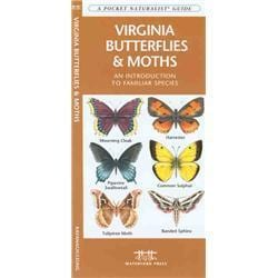 Virginia Butterflies amp; Moths Book