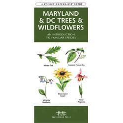 Maryland amp; DC Trees amp; Wildflowers Book