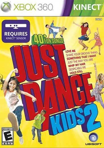 Xbox 360 - Just Dance Kids 2