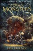 Percy Jackson & the Olympians 2: The Sea of Monsters (Hardcover)
