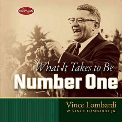 What It Takes to Be Number One (Hardcover)