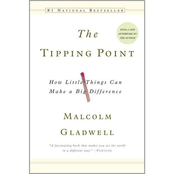 The Tipping Point: How Little Things Can Make a Big Difference (Paperback)