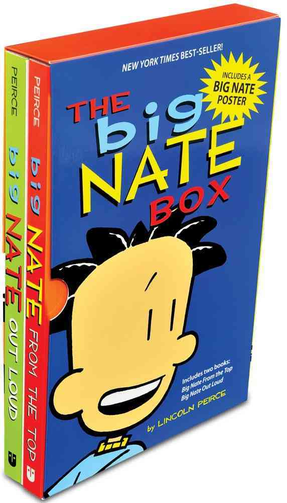 The Big Nate Box: Big Nate from the Top/ Big Nate Out Loud