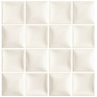 Somertile 7.875x7.875-in Summit Marfil Glazed Ceramic Wall Tiles (Case of 18)