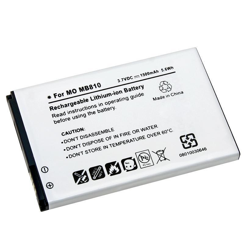 INSTEN Li-ion Battery for Motorola Droid X MB810 Atrix 4G