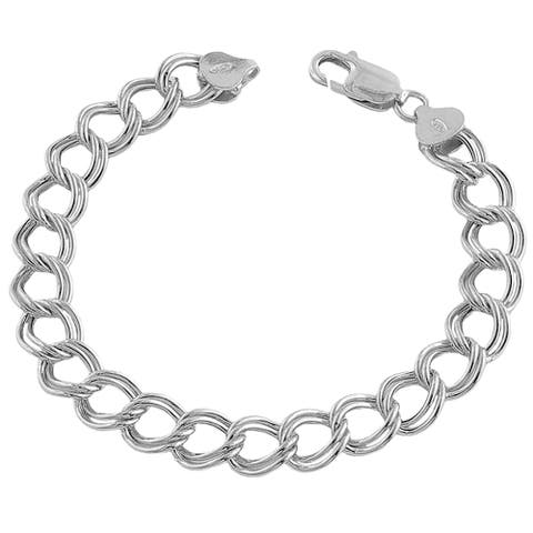 796d07579 Buy Charm Bracelets Online at Overstock | Our Best Charms & Pins Deals
