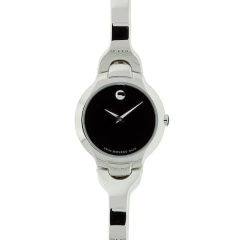 Movado Women's 0605247 'Kara' Stainless Steel Watch