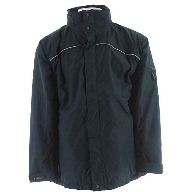 Stormtech Men's 'Vortex System' Black Jacket
