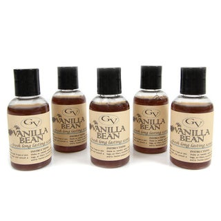Vacuum, Humidifier and Aromatherapy Vanilla Fragrances (Pack of 5)
