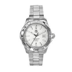 Tag Heuer Men's WAP2011.BA0830 Aquaracer Stainless Steel Watch