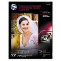 HP Premium Plus Inkjet Print Photo Paper