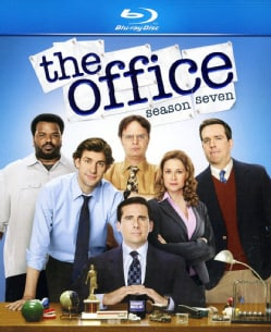 The Office: Season Seven (Blu-ray Disc)