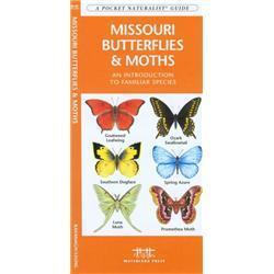 Missouri Butterflies amp; Moths Book