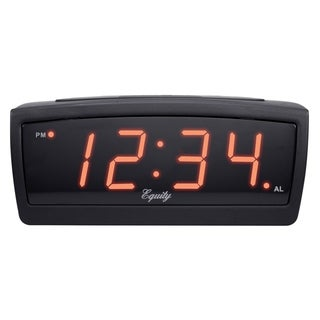 """Link to Equity by La Crosse 30902 12V LED travel """"Trucker's"""" alarm clock Similar Items in Decorative Accessories"""